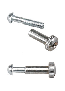 Silencer nut & bolt