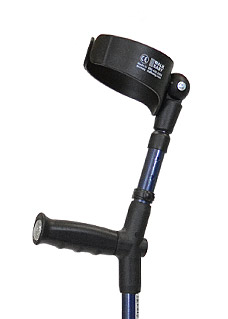 Adult forearm crutches, adjustable 4